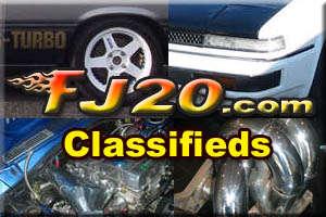 Enter FJ20.com Classifieds