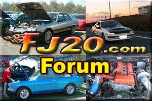 Enter FJ20.com General Discussion Forum