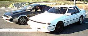 Nissan S12 Gazelle Hatchback and Sedan