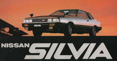 Nissan Silvia S110
